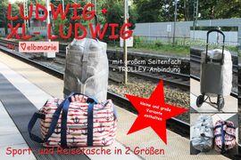 Foto zu Schnittmuster Kombiebook XL-Ludwig von elbmarie