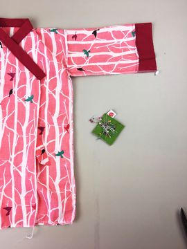 Foto zu Schnittmuster Kimono // Zero Waste von SO! Pattern