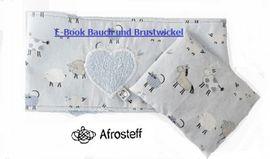 Foto zu Schnittmuster Brust- und Bauchwickel mit Wärmekissen von Afrosteff