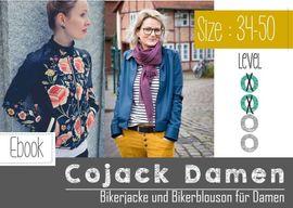 Foto zu Schnittmuster CoJack - die Bikerjacke für Damen von FeeFee