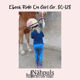 Foto zu Schnittmuster Reithose und Spielhose Ride on Girls von Nähpuls