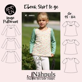Foto zu Schnittmuster Shirt to go von Nähpuls