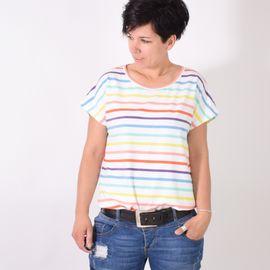 Foto zu Schnittmuster TEASY.shirt von Leni Pepunkt