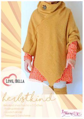 Foto zu Schnittmuster Herbstkind von Love, Bella