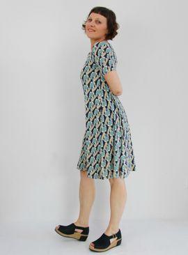 Foto zu Schnittmuster Kleid Nr. 2 von Rosa P.