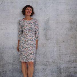 Foto zu Schnittmuster Kleid Nr. 3 von Rosa P.
