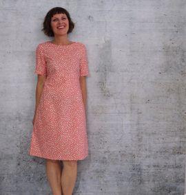 Foto zu Schnittmuster Kleid Nr. 5 von Rosa P.