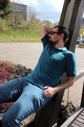 Foto zu Schnittmuster Poloshirt Phillippe von einfach anziehend