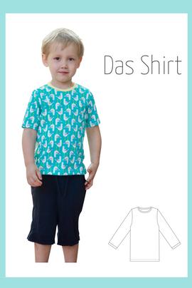 Foto zu Schnittmuster DAS Shirt von Berlinerie