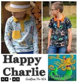 Foto zu Schnittmuster Happy Charlie von Happy Pearl