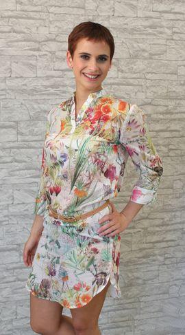 Foto zu Schnittmuster Hemdblusenkleid und Bluse Sophie von einfach anziehend