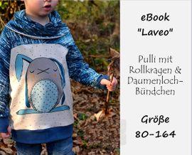 Foto zu Schnittmuster Rollkragen-Pulli Laveo von Bunte Nähigkeiten