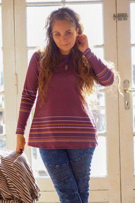 Foto zu Schnittmuster Mini&Me Winterdress von Mini & Me Patterns