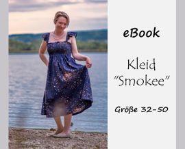 Foto zu Schnittmuster Kleid Smokee von Bunte Nähigkeiten