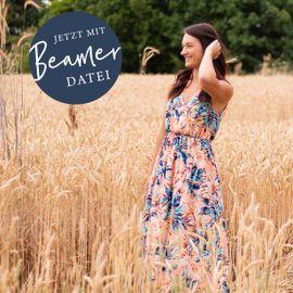 Foto zu Schnittmuster Kleid Florenz von lemon & mint Couture
