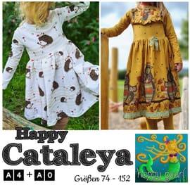 Foto zu Schnittmuster Happy Cataleya von Happy Pearl