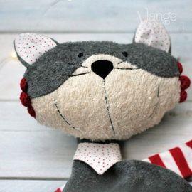 Foto zu Schnittmuster Schnuffelkatze von Von Lange Hand