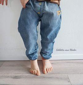 Foto zu Schnittmuster Lange Kinderhose von FrleinFaden