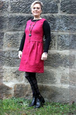 Foto zu Schnittmuster Kleid PETITE Neta von SchnittmusterLounge