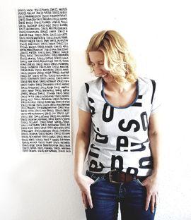 Foto zu Schnittmuster Shirt Lona von SchnittmusterLounge