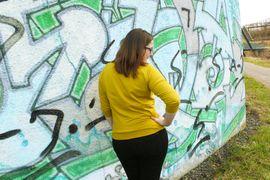 Foto zu Schnittmuster Kurzpullover Svenja von einfach anziehend