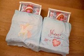 Foto zu Schnittmuster Deckchen & Kissen von Mini & Me Patterns