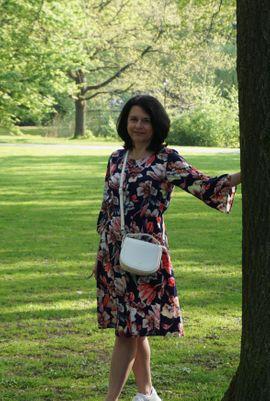 Foto zu Schnittmuster Blusenkleid Valerie von Schnitte 4 friends