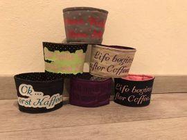 Foto zu Schnittmuster Kaffee Capes von Sanny Kreativ