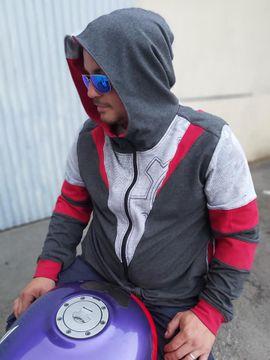 Foto zu Schnittmuster Männersweatjacke Lennox von Safilou