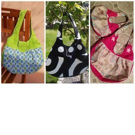 Foto zu Schnittmuster Handtasche Jule von JaJuMi-Handmade