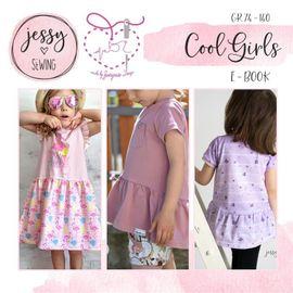 Foto zu Schnittmuster Kleid/Tunika Cool Girls von Zwergnase-Design