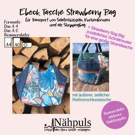 Foto zu Schnittmuster Strawberry Bag von Nähpuls