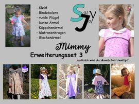 Produktfoto von Sillyjay für Schnittmuster Erweiterungsset 3 zu Mimmy 74-152