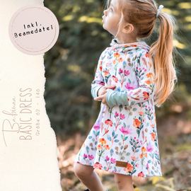 Foto zu Schnittmuster Basic Dress von Ba.binaa Patterns