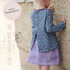 Foto zu Schnittmuster Marie Jane Kleid/Shirt von Ba.binaa Patterns