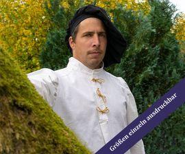 Foto zu Schnittmuster Herrenhemd Aron von Unendlich schön - Design Anita Lüchtefeld