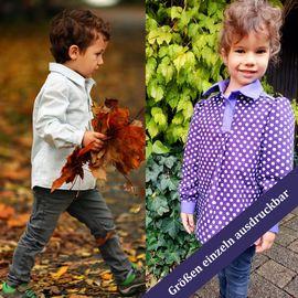 Foto zu Schnittmuster ArianeMini Kinder Blusen- und Hemdenschnitt von Unendlich schön - Design Anita Lüchtefeld