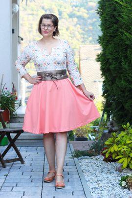 Foto zu Schnittmuster Kleid Mrs. Cleo von Annas-Country