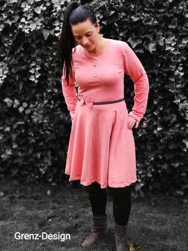 Foto zu Schnittmuster Kleid Miss Marlene von Engelinchen
