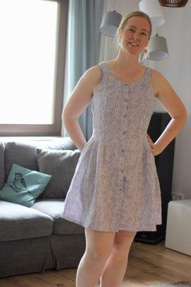 Foto zu Schnittmuster Kleid Leah von Berlinerie