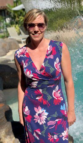 Foto zu Schnittmuster Kleid  Amber von Jolijou