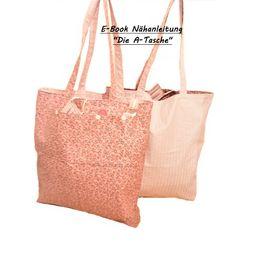 Foto zu Schnittmuster Die A-Tasche von Afrosteff