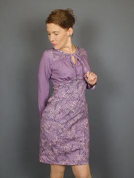 Foto zu Schnittmuster Vintagekleid Serenity von sewing epiphanies