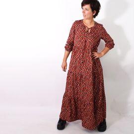Foto zu Schnittmuster BOHO.kleid von Leni Pepunkt