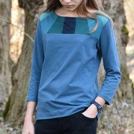 Foto zu Schnittmuster T-Shirt Herbula von Fabelwald