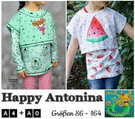 Foto zu Schnittmuster Happy Antonina von Happy Pearl