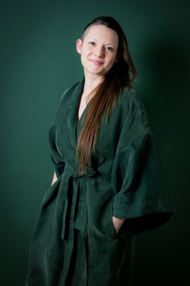 Foto zu Schnittmuster #monokey Kimono von Yes, Honey