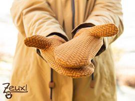 Foto zu Schnittmuster Handschuh Hendrik für Kinder und Erwachsene von K-Nähleon