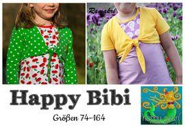 Foto zu Schnittmuster Happy Bibi von Happy Pearl