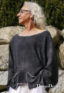 Foto zu Schnittmuster Pullover Aragon von DongoDesign